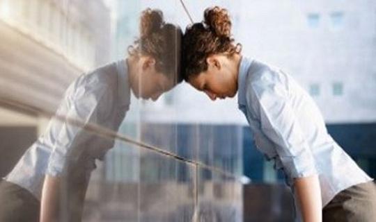 Die Realität ist die führende Ursache von Stress-