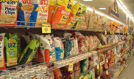 هل يأكل الناس الفقراء أغذية أكثر رعبا من الأمريكيين الأكثر ثراء؟