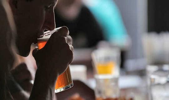 يمكن حتى سبب معتدل شرب الأضرار الدماغ؟