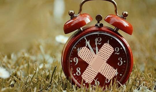 阿尔茨海默氏症的身体时钟
