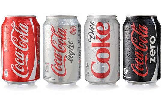 Wie Diät Soda Ihre Diät verletzen kann
