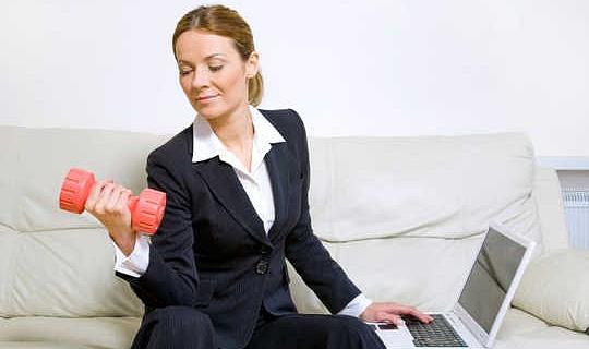 Cómo el ejercicio puede acelerar su bienestar en el lugar de trabajo