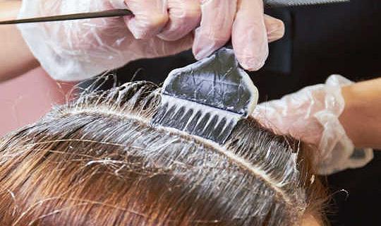 प्राकृतिक बाल डाई 1 8