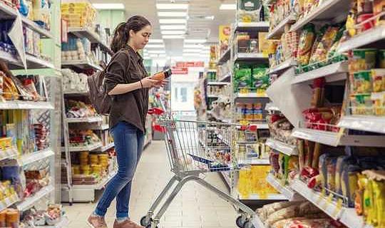 你應該擔心食物中的納米粒子嗎?