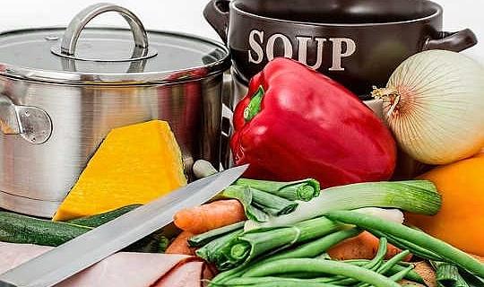 Membina Yayasan Baru: Makan dengan Sihat dan Mudah