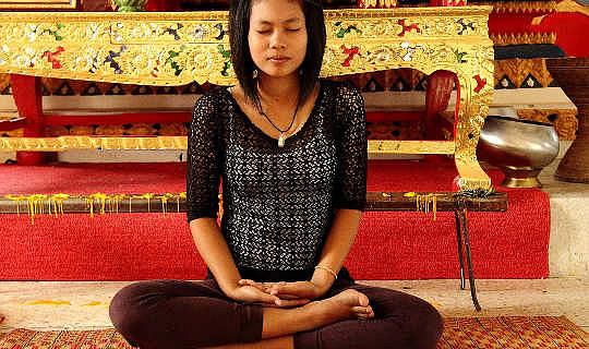 Pranayama andningsövningar för att läka och öka medvetandet