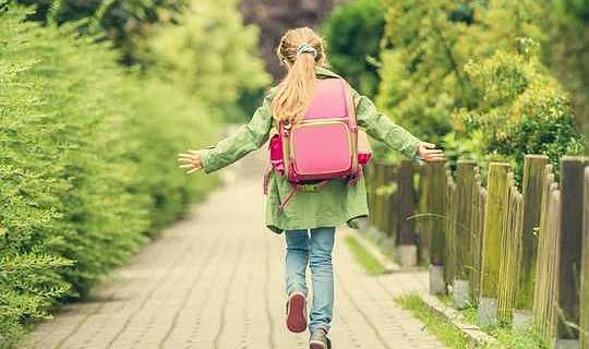 Aktiv pendling kan göra barnens återkomst till skolan bättre för deras hälsa och planeten