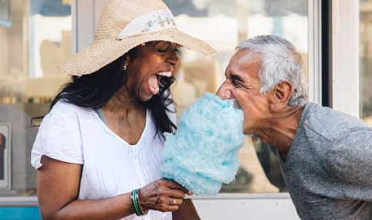 Сократить риск развития деменции, состариться с оптимистом?