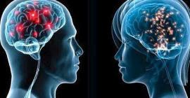 Metaboliskt har kvinnor yngre hjärnor än män