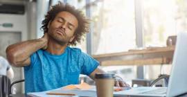 3 Gründe für Nackenschmerzen