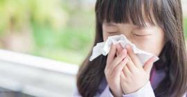 هناك القليل من الأدلة على أن مضادات الهيستامين تساعد الأطفال المصابين بنزلات البرد