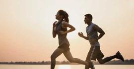 Что есть при беге на длинные дистанции