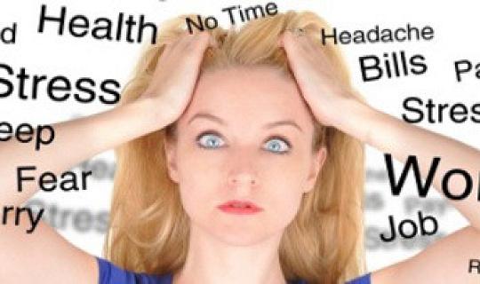 慢性的なストレス:とまらないストレス