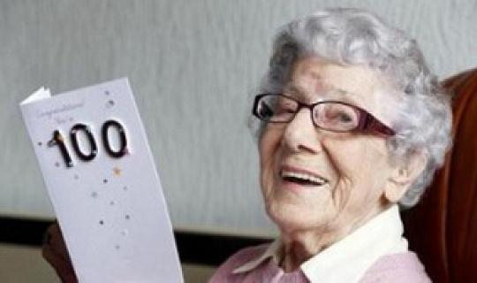 面對沒有恐懼的老齡化和死亡