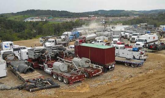 Las personas cercanas a los pozos de Fracking muestran mayores tasas de hospitalización