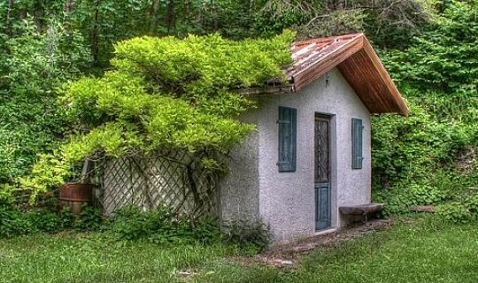 Como encontrar a liberdade em uma casa minúscula