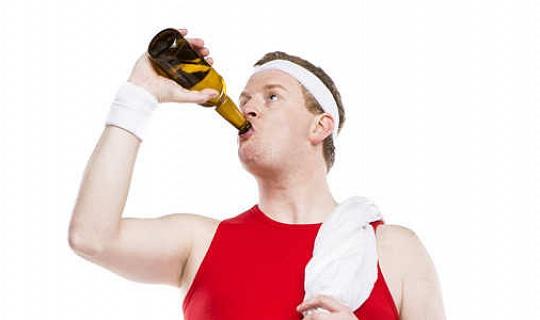 ورزش شراب سے جگر کی حفاظت فرمائے