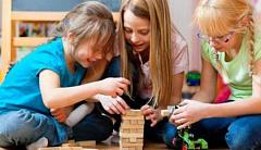 Het gezicht van autisme veranderen: Here Come The Girls