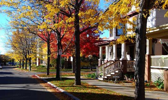 As idéias abaixo são do Great Neighborhood Book, uma colaboração entre o bolsista sênior de OTC, Jay Walljasper, e o Project for Public Spaces. Walljasper é palestrante e consultor em Minneapolis sobre como fortalecer as comunidades.