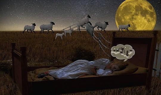 Net een nag van slegte slaap vir middeljarige volwassenes kan negatiewe reaksies hê