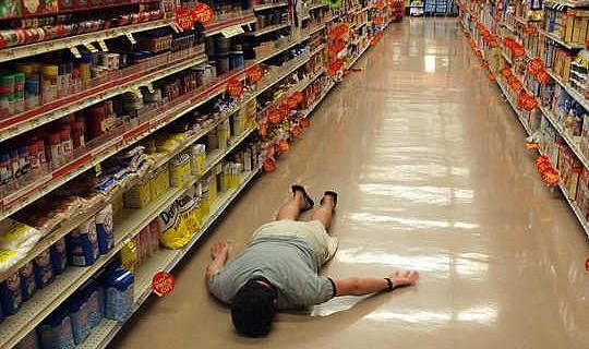 अमेरिकियों को भोजन के बारे में उलझन में हैं और अनिश्चितताएं