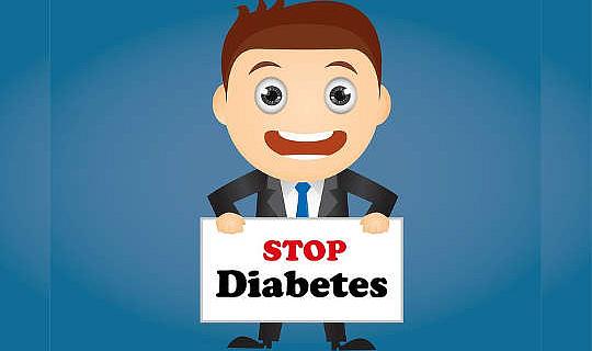 의사는 사람들에게 체중 감소를 통해 2 당뇨병을 제거 할 수 있다고 말해야합니다.