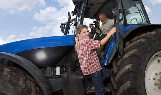 Hoe Farm Veiligheid vir kinders te verbeter
