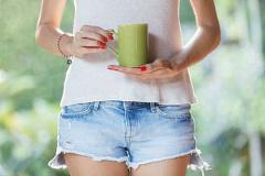 ¿Los tés flacos aumentan la pérdida de peso?