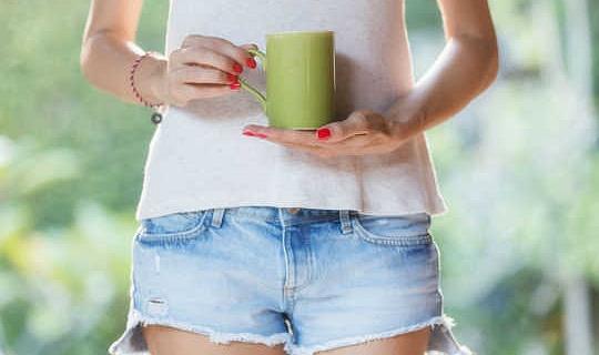 स्कीनी चाय वजन घटाने बूस्ट करो?