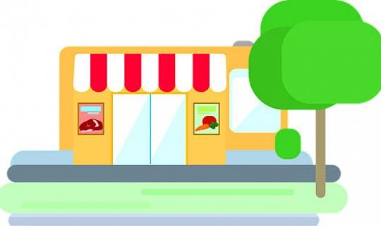 De meeste shoppers gaan naar 6-supermarkten