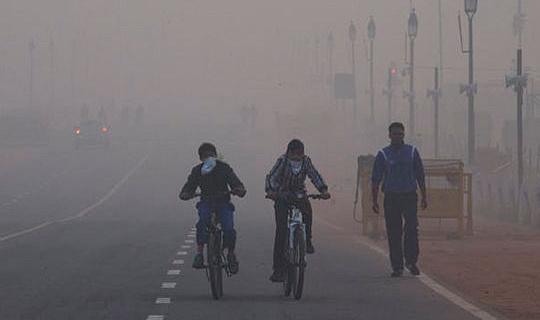 ¿La contaminación del aire lo enferma?