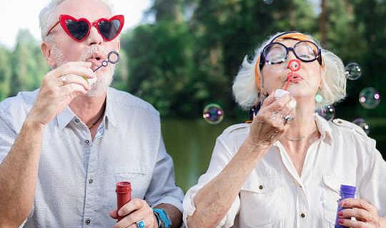 Naarmate de levensverwachting stijgt, zijn dit de verwachtingen voor gezond ouder worden