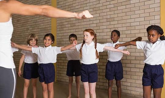 체육 교육이 다른 학교과 마찬가지로 중요한 이유