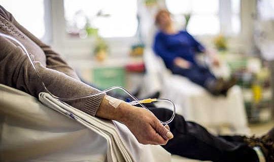 新しい血液検査は手術後の不要な化学療法から癌患者を救うことができた