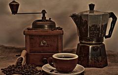 Hoekom jy koffie hou, en ek hou van Tee
