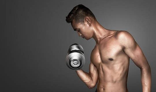 Testosteroonvlakke word bepaal deur waar mans groei