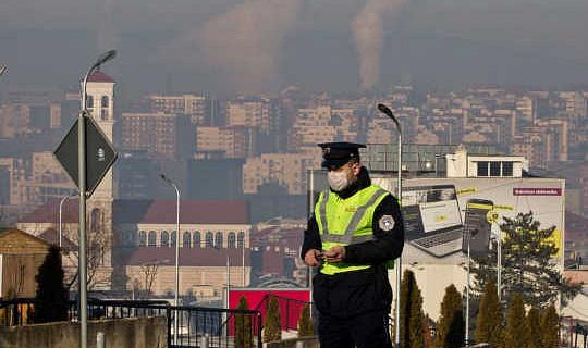 ललित कण वायु प्रदूषण सादा दृष्टि में एक सार्वजनिक स्वास्थ्य आपातकालीन छुपा है