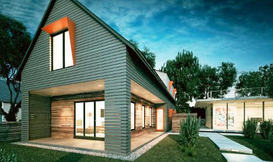 Por qué las casas eficientes en energía alquilan y venden por más