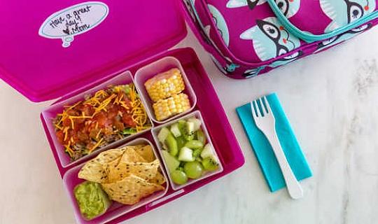 كيف تحافظ على الغداء المدرسي آمنة في الحرارة