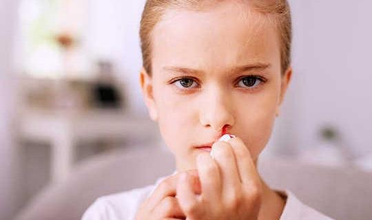 Hoekom kry ons neusbloeding?