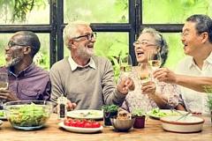 ¿Están sus abuelos sintiéndose borrachos en la fiesta?
