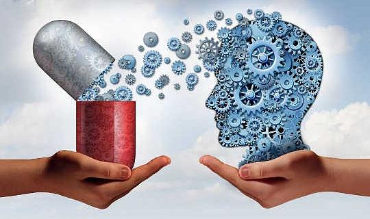 Hur opioidmissbruk förändrar våra hjärnor för att alltid vilja ha mer
