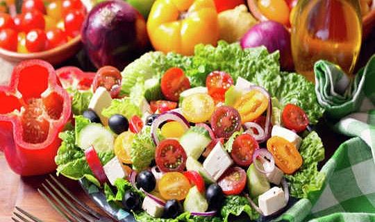 Как средиземноморская диета может помочь вашим нейронам жить дольше