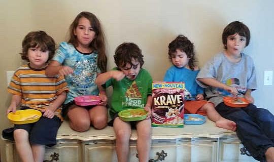 Por qué después de los cereales, incluso los picos de azúcar en la sangre de las personas saludables