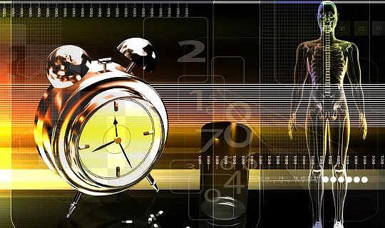 簡單的血液測試可以讀取人們的內部時鐘