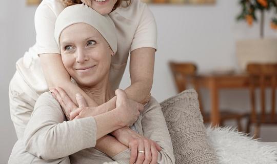 प्रशामक विकिरण चिकित्सा द्वारा कैंसर के दर्द को कम किया जा सकता है