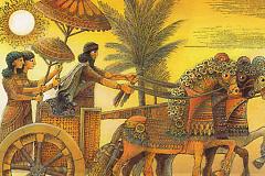 Entre dioses y animales: convertirse en humano en la epopeya de Gilgamesh