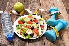 Bắt đầu tập thể dục có thể khiến bạn muốn thực phẩm lành mạnh