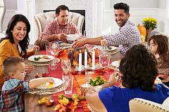 Cómo las familias pueden comer más sano
