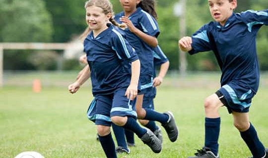 Gli sport di squadra non sono sufficienti per gli studenti in età prescolare